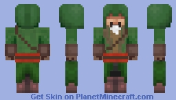 Assassin's Creed Unity - Technician Minecraft Skin