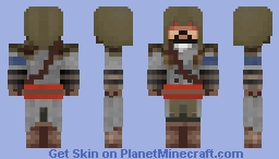 Assassin's Creed Unity - Tactician Minecraft Skin