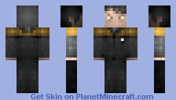 Ensign, Harry Kim Minecraft Skin