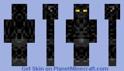 Black Panther Minecraft Skin