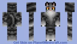 Darkstripe Minecraft Skin