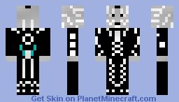 Cyrus - TRON: Uprising Minecraft Skin