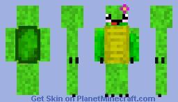 Kawaii Turtle ^w^ Minecraft Skin