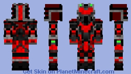 Ninj-Droid Part: II Minecraft Skin