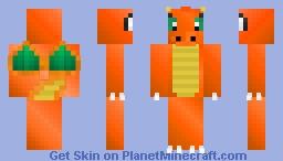 Dragonite II Minecraft Skin