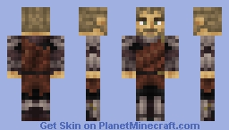 Dragon King Minecraft Skin