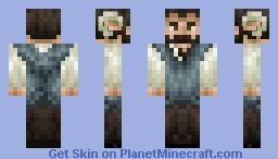Krao Fenrel Minecraft Skin