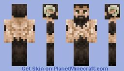 Krao - Genesis Minecraft Skin