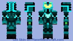 Space Marine Minecraft Skin