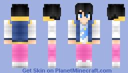 Haruka Nanase • Free! • Minecraft