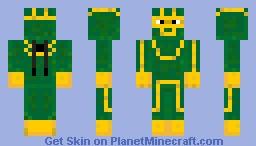 Kick Ass Minecraft Skin