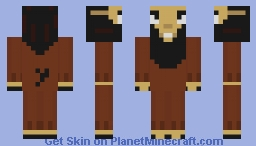 Kuzco with transforming action! Minecraft Skin