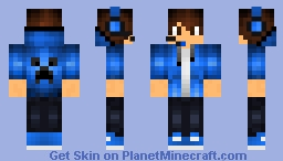 Boy gamer!:3 Hope you enjoy! Minecraft Skin