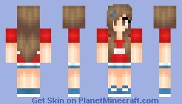 Fourth Of July-Requested by Katy9078 Minecraft Skin