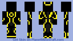 CLU - TRON: Legacy Minecraft Skin