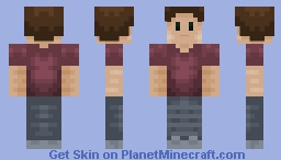 Took my try at skinning again Minecraft Skin