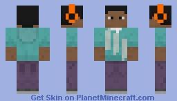 The SuSuWatari Moderator! Minecraft Skin
