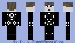Tron - TRON: Legacy Minecraft Skin