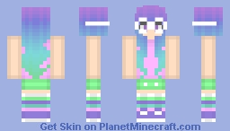 original sugarplum13 skin Minecraft Skin