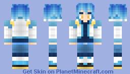 Aoba Seragaki • DRAMAtical Murder • Minecraft Skin