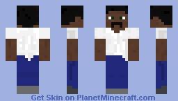 Dude Minecraft Skin