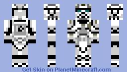 clone engineer (star wars battlefront II series) Minecraft Skin