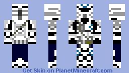 Clone sharpshooter (star wars battlefront II series ) Minecraft Skin