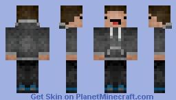 Minecraft Derp Face Skin