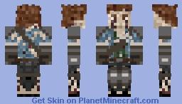 Undead Soldier Minecraft Skin