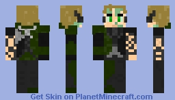 Amazing Spider-Man 2; Green Goblin a.k.a Harry Osborne Minecraft Skin