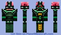 Jinzo (Yu-gi-oh) Minecraft Skin