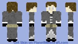 John Crumer Minecraft Skin