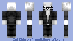 Leostereo the Elite Meme Minecraft Skin