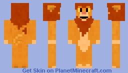 Simba - The Lion King Minecraft