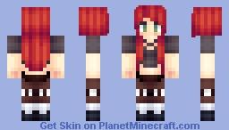 LoL - Katarina Minecraft Skin