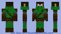 Monkey (MonkeyHero skin) Minecraft Skin