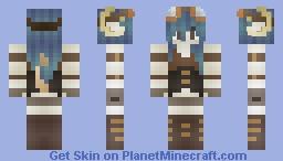Mutated Wasteland ~Poop Reel!~ Minecraft Skin