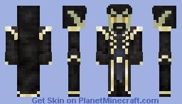 [Request] Thalmor Wizard Minecraft Skin