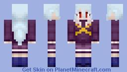 Noragami Yato Minecraft Skin - Skin para minecraft de yato
