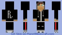 Gangsta Teen Minecraft Skin