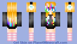 Gamer girl Minecraft