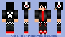 Awesome YouTuber (one of my best) Minecraft Skin