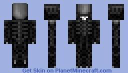 Cryptowall Minecraft Skin