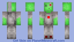 Robot Slime! Requested Skin!