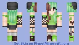 Sweet Mint *A little Update* Minecraft Skin