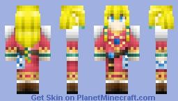 The Legend of Zelda Skyward Sword:  Zelda