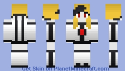 Portal Turret Girl (Updated for 1.8) Minecraft Skin