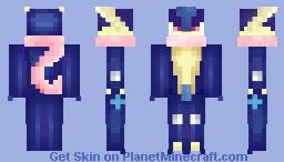 Pokemon Greninja Minecraft Skin - Skin para minecraft pe de pokemon