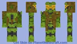 Halo 5 Minecraft Skin