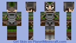 Imperial Centurion Pre-1.8 Minecraft Skin